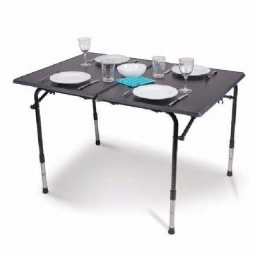 Kampa Hi-Lo Pro Large Camping Table